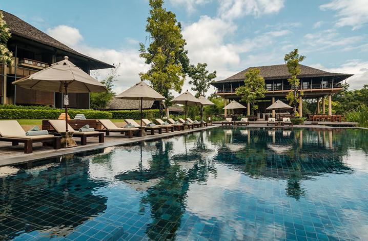 泰国考艾酒店推荐