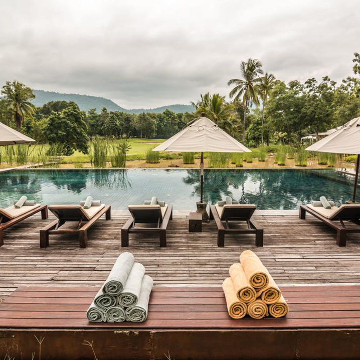 不一样的小众泰国, 泰国考艾酒店推荐!