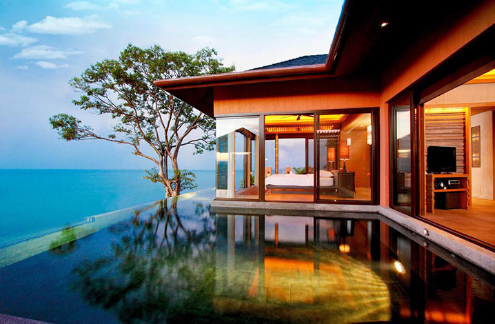 斯攀瓦普吉岛豪华泳池别墅度假村