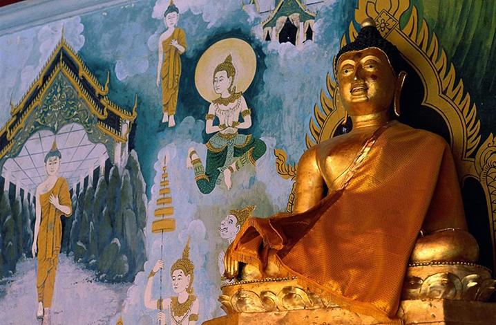 清迈素贴山双龙寺(Wat Phra That Doe Suthep)