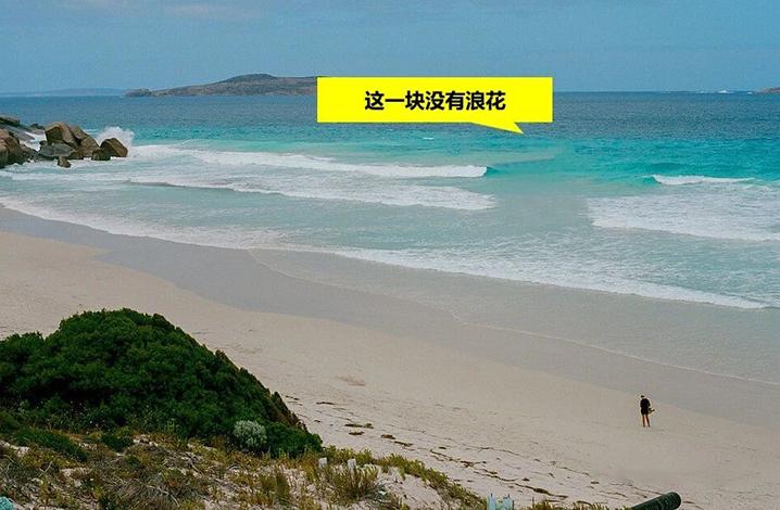 去泰国海岛的人请当心海滩暗沟和洋流