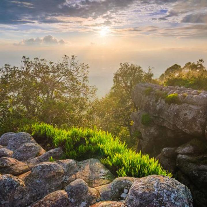 彭世洛府Pa Hin Ngam National Park国家公园,外星人留下的遗迹