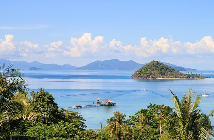 曼谷附近八个最美最适合旅游的岛屿