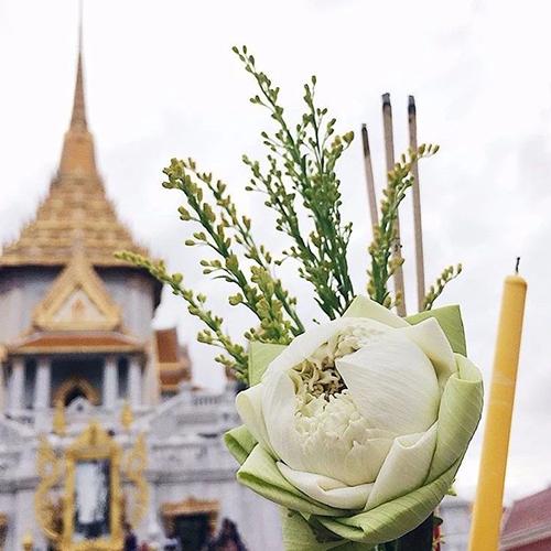 泰国国王都要亲自庆祝的卫塞节