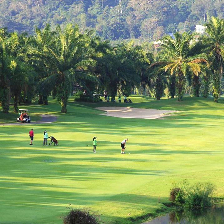 泰国10座最受欢迎的高尔夫球场