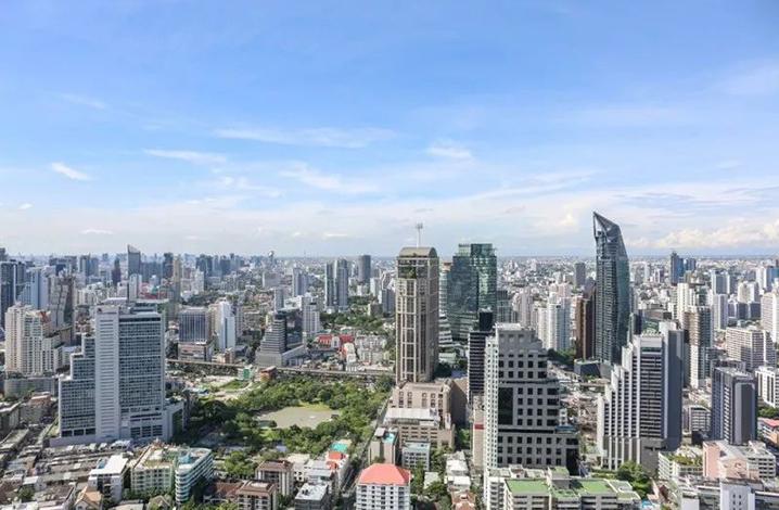 曼谷有钱人都住这样的楼