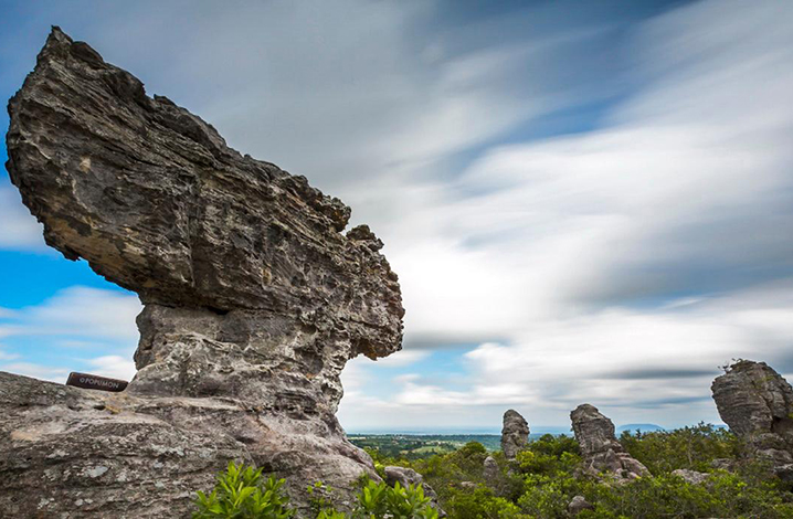 泰国五大国家公园