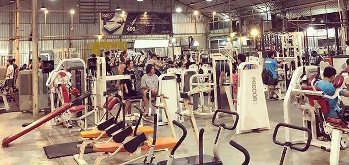 清迈有哪些大神出没的健身房?