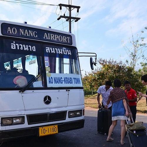 普吉-甲米巴士攻略