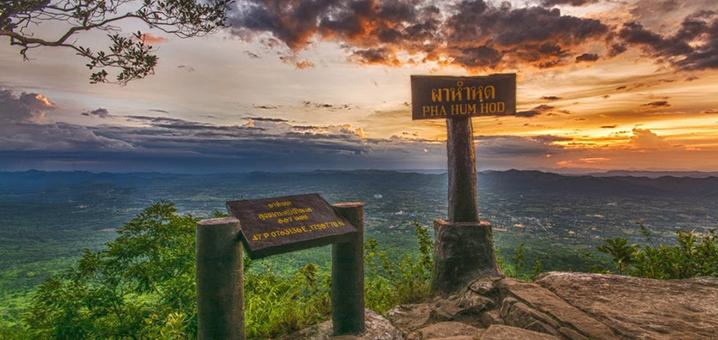 泰国雨季最佳出行首选的五大国家公园