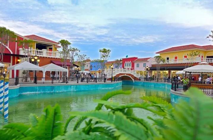 INS上最火爆的泰国欧式小镇