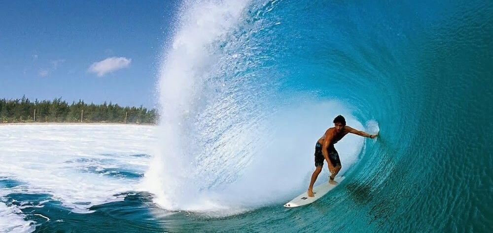 盘点普吉岛最受欢迎的冲浪点