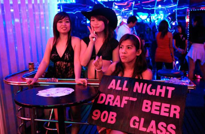 牛仔酒吧(Inside Soi Cowboy Go Go Bars)