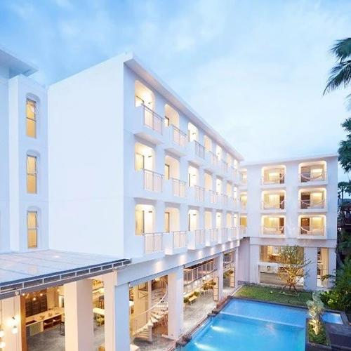 普吉芭东露比酒店(Lub d Phuket Patong),边度假边瘦身!