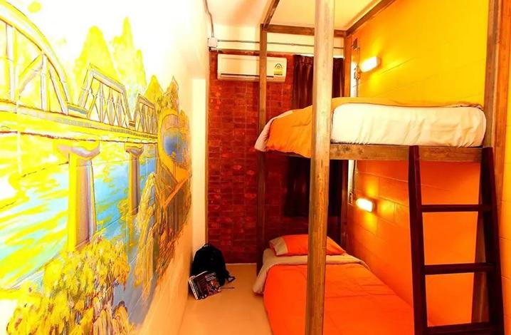 曼谷别致青年旅馆 Chic Hostel Bangkok
