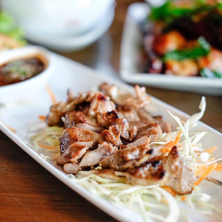 曼谷Phutai 2514餐厅,这里有超好吃的宋丹烤鸡