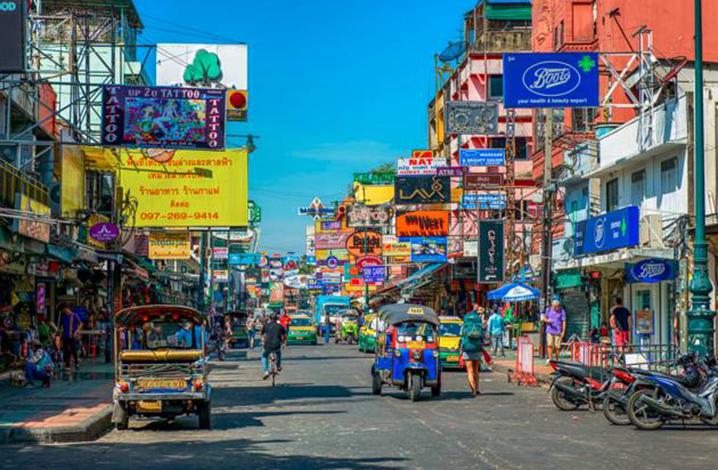 曼谷考山路世界杯