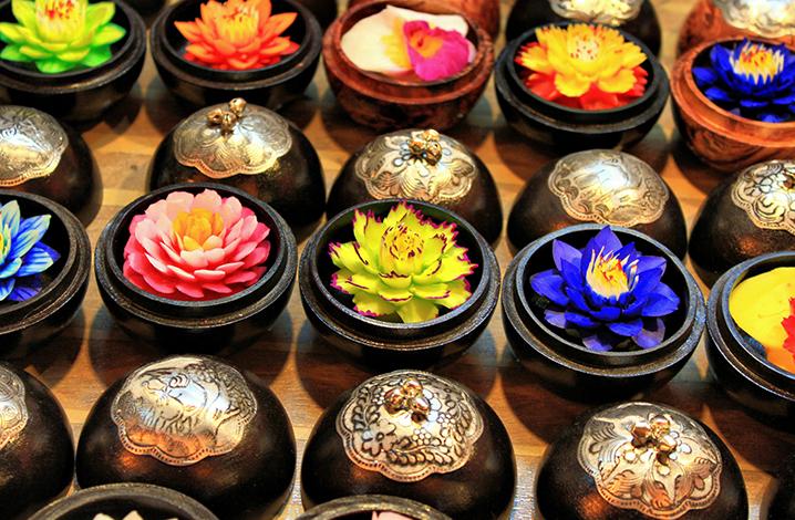 泰国这些值得入手的手工艺品