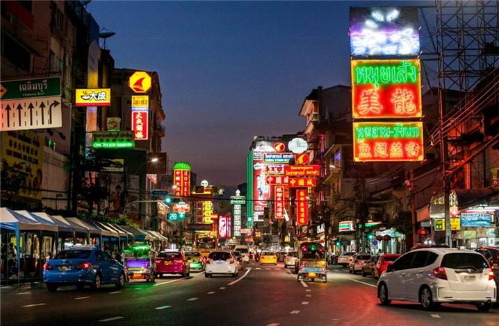 当吃货遇到曼谷唐人街美食