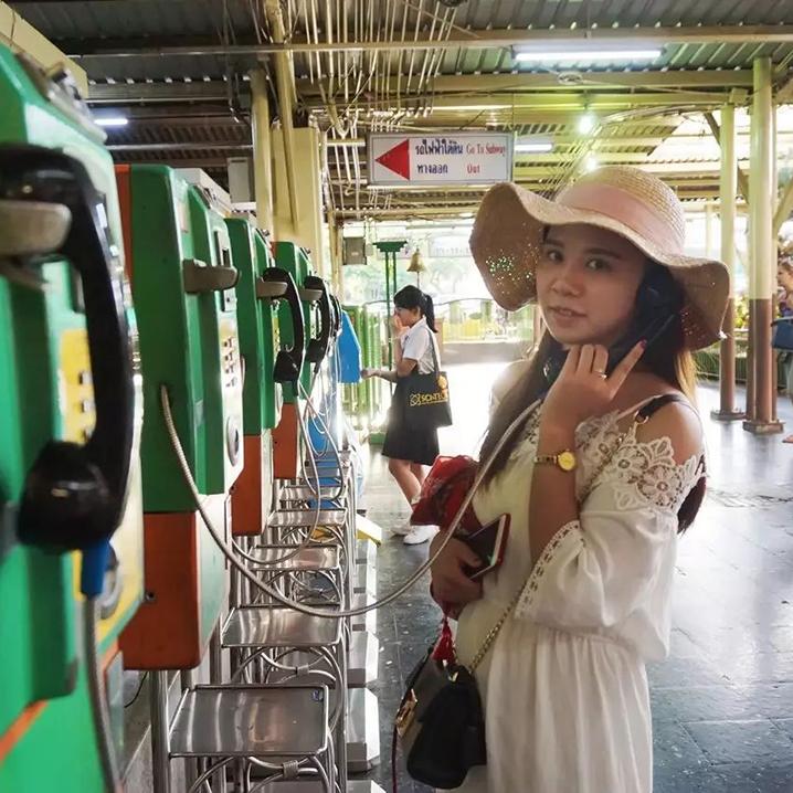 泰国曼谷、清迈闺蜜四人行
