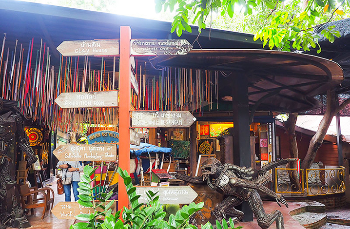 当地人才知道的曼谷周边好去处