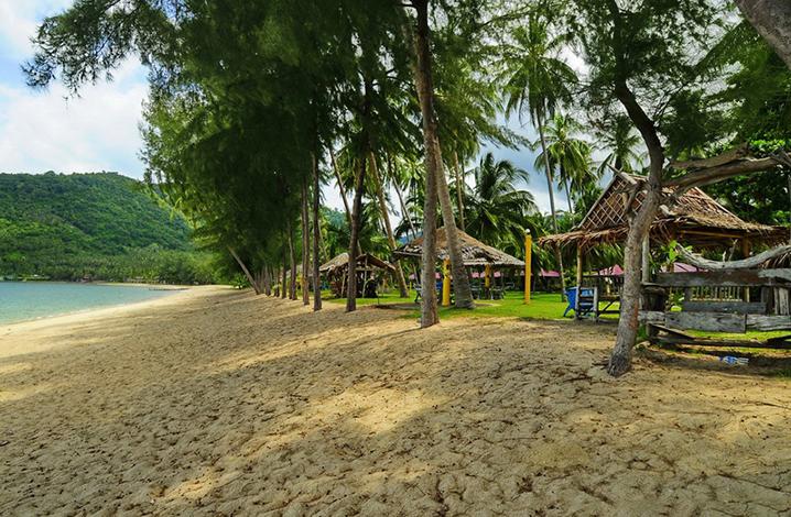 泰国卡农旅游攻略粉色海豚的地方