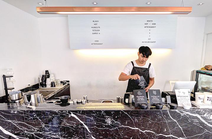 曼谷Hands and Heart咖啡店