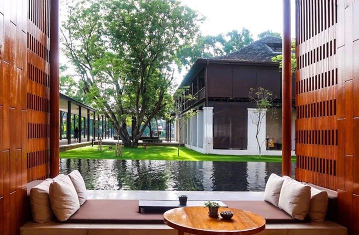 清迈湄平河边Anantara酒店