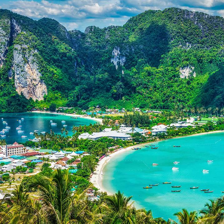 甲米皮皮岛何以打败多座泰国海岛获封仙境?