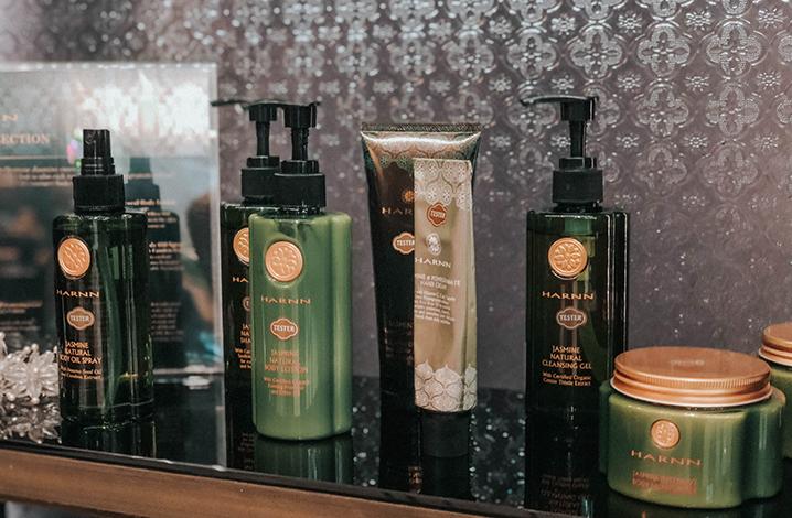 HARNN泰国第一的香氛品牌,泰国皇室及名流的最爱