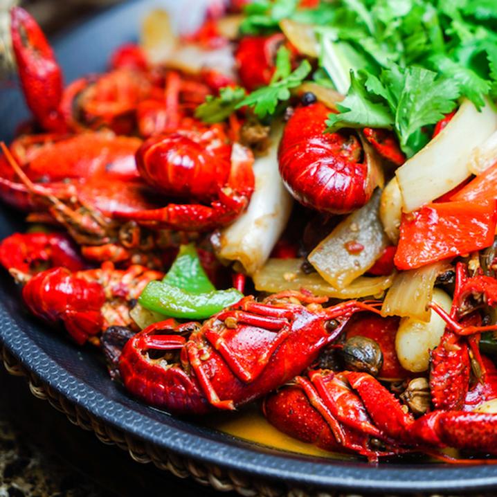 曼谷FIve Pandas Restaurant餐厅,慰问中国胃的曼谷小龙虾的诱惑