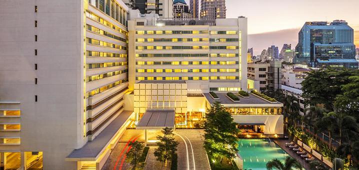 曼谷COMO metropolitan酒店,闹市隐居处