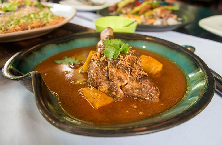 曼谷Issaya Siamese Club餐厅