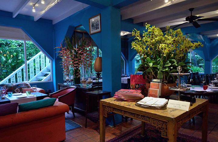 曼谷Issaya Siamese Club餐厅,呈现真正泰国美食品质
