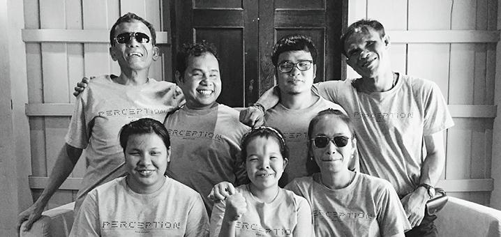 清迈盲人按摩店Perception Blind Massage Chiang Mai
