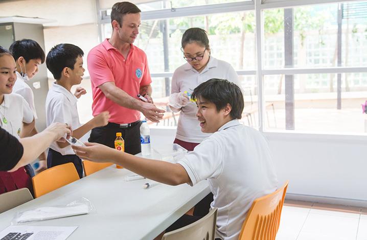 国际学校入学难(或容易)