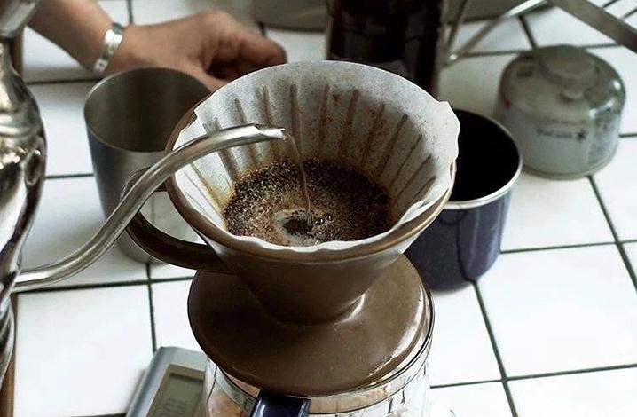 清迈农夫集市手冲咖啡