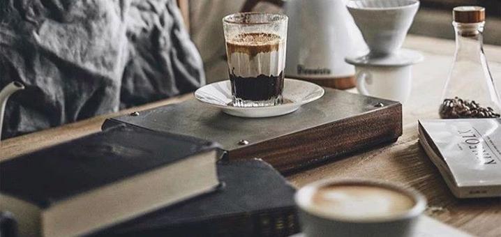 清迈一天的咖啡时光