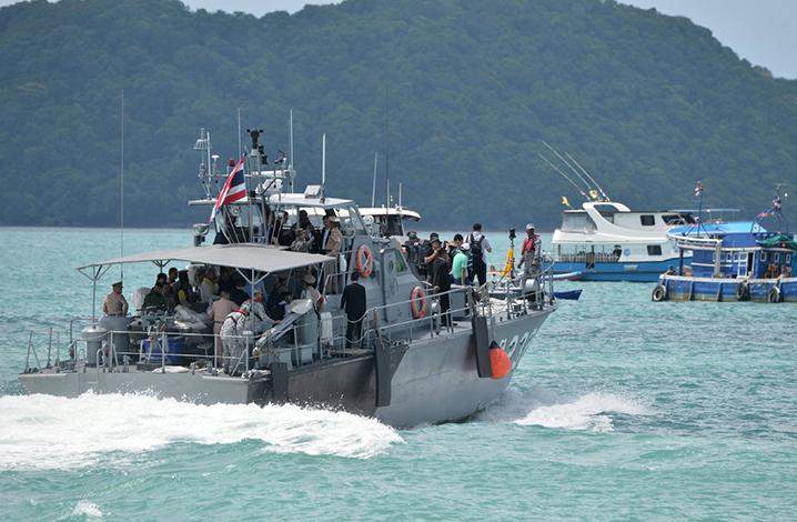 普吉岛沉船