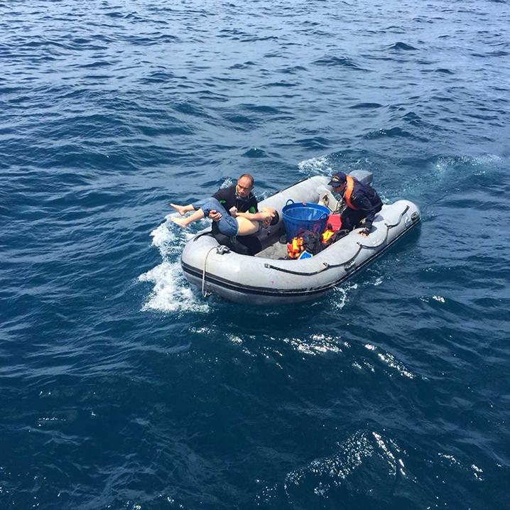 旅行社:普吉岛沉船遇难的游客们,谁让你们没报跟团游?