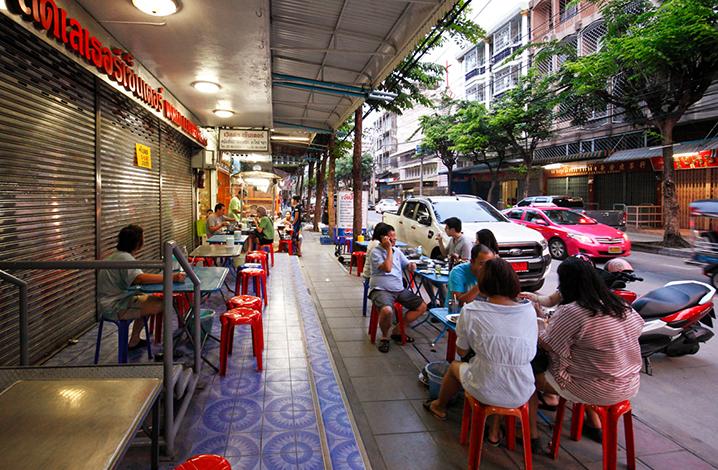 超人气曼谷大排档Somsak Pu Ob