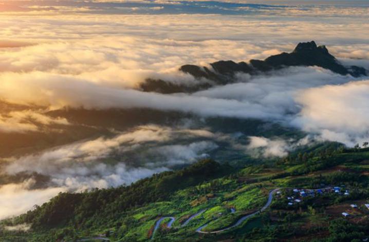 泰国雨季旅游