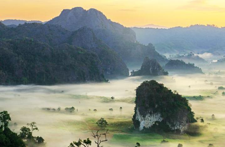 泰国雨季旅游景点