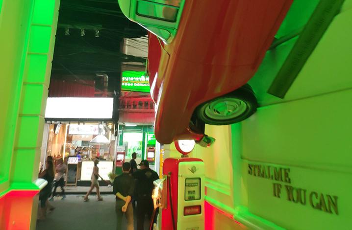 泰国红灯区闯荡记