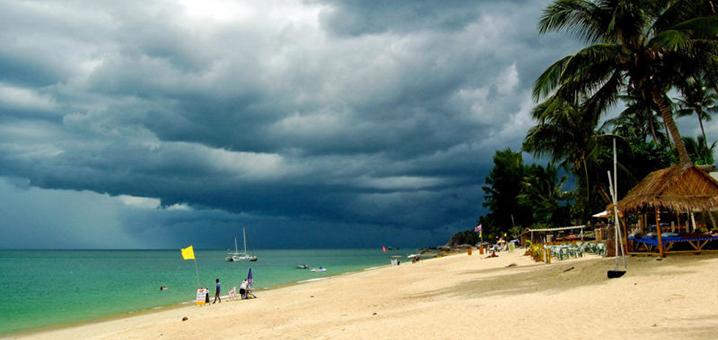 泰国雨季不适合旅游?那你就大错特错啦!