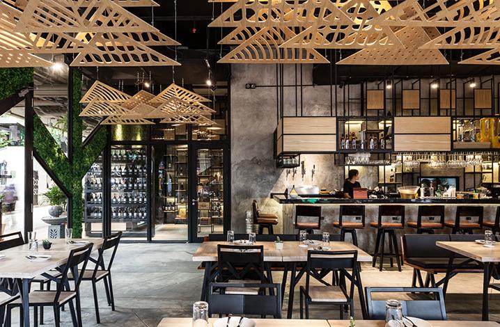 曼谷米其林泰菜餐厅BACKYARD BY BAAN