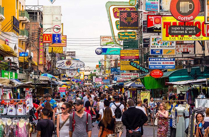泰国三城记之曼谷