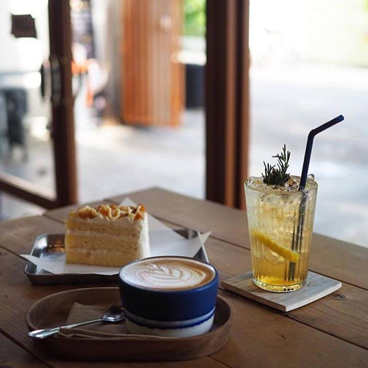隐匿在曼谷街头巷尾的五家时髦别致咖啡店