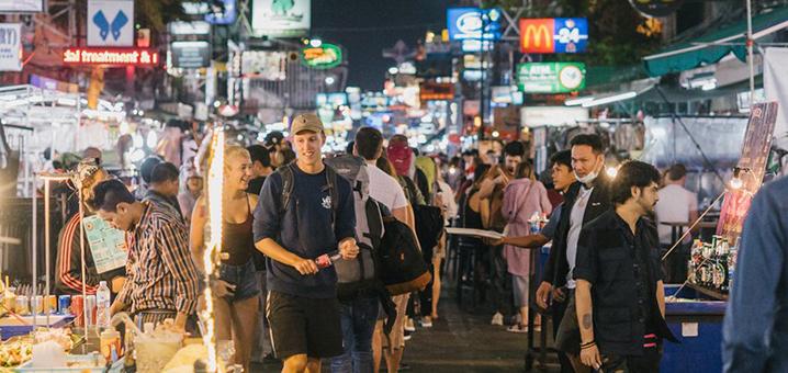 曼谷考山路餐厅推荐