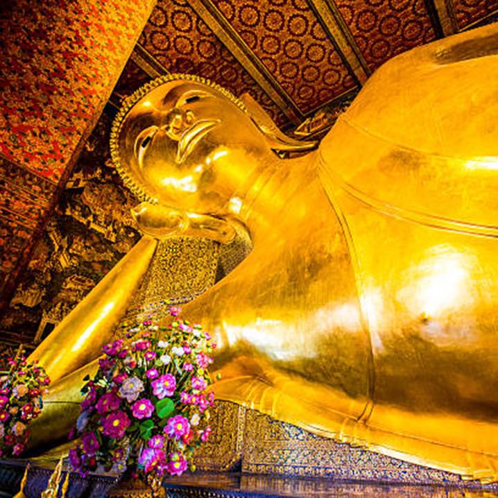 曼谷卧佛寺最全攻略,来寺内Chetawan按摩学校体验泰式按摩